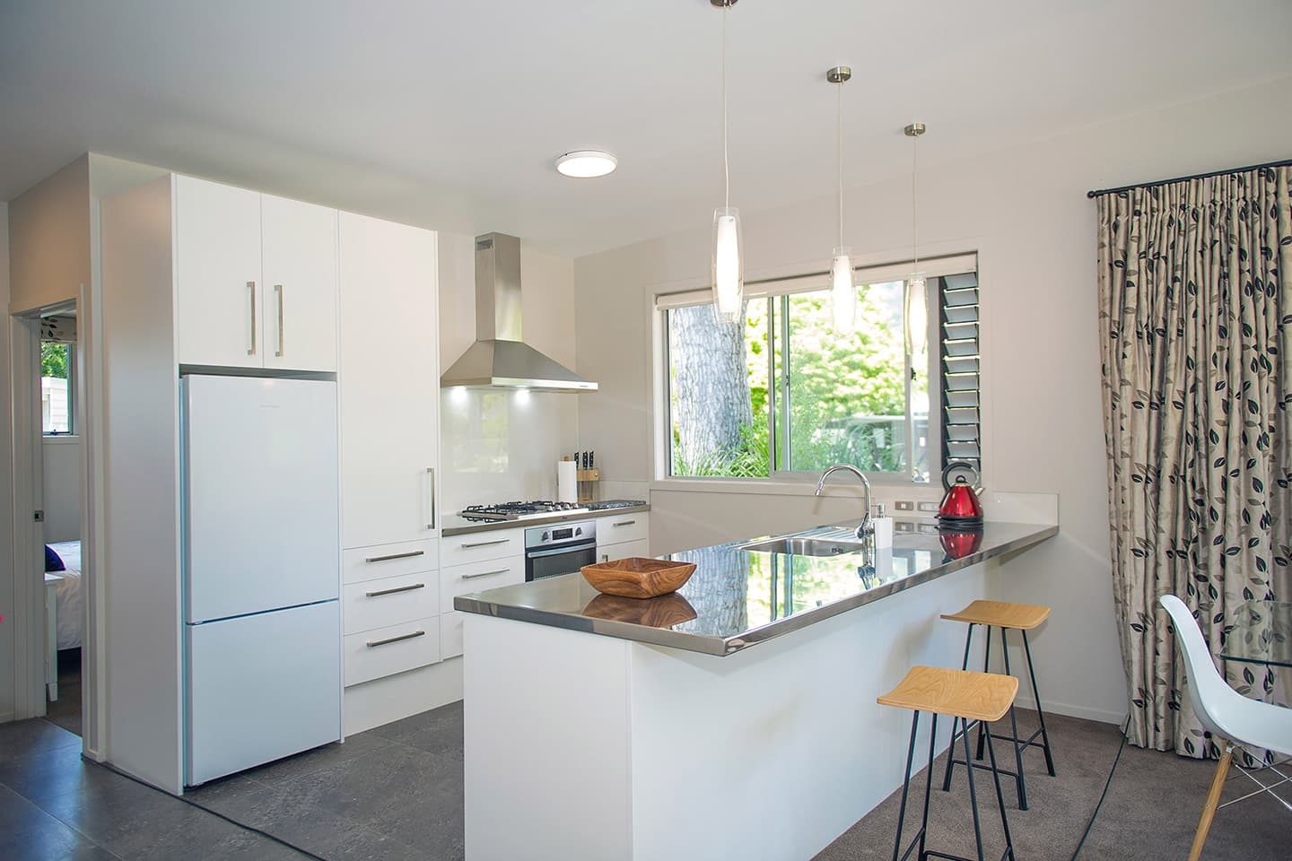 Flaxmill Accessible House Kitchen