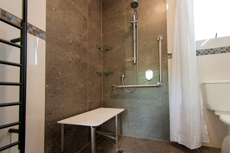 Flaxmill Accessible House Bathroom
