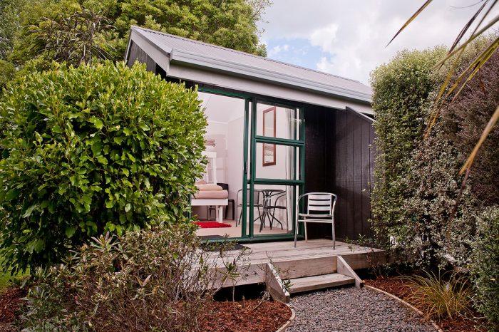 Flaxmill Sleeper Cabin Exterior