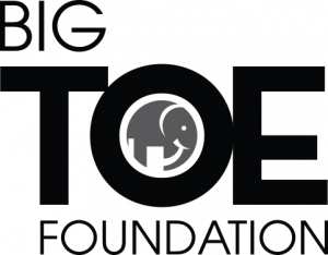 Big Toe Foundation Logo