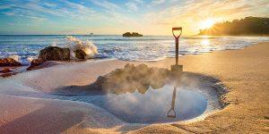 Hot Water Beach (credit: Destination Coromandel)