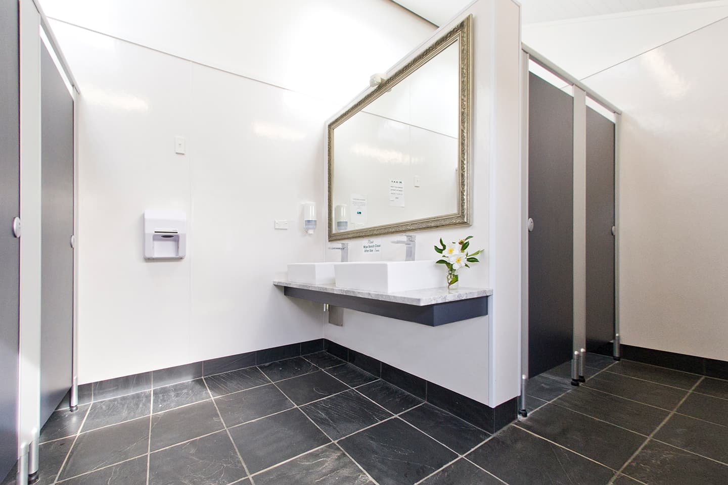 Central Block Bathroom Facilities