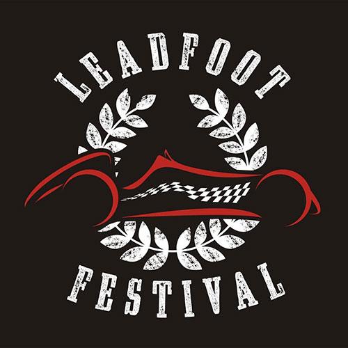 Leadfoot Festival Logo