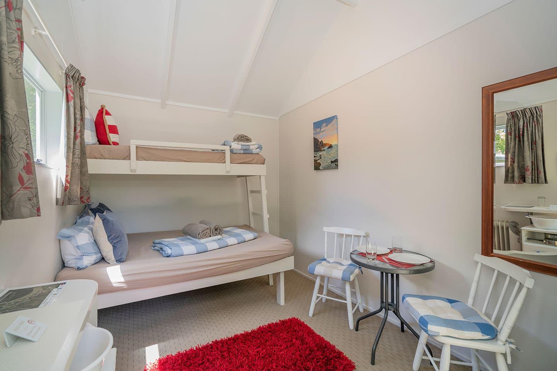 Explorer Sleeper Cabin Interior