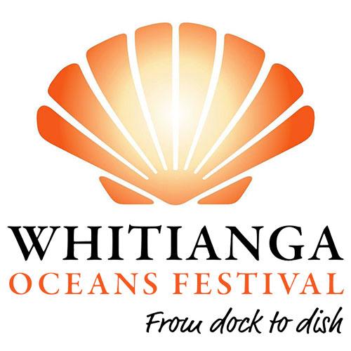 Whitianga Oceans Festival Logo