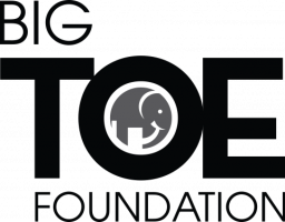 Big Toe Foundation Logo